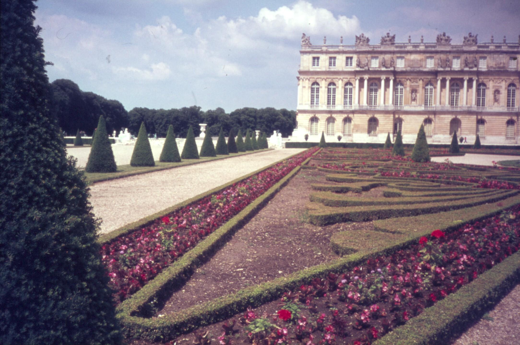 Chateau - Visiter les jardins du chateau de versailles ...
